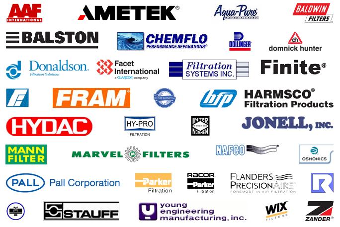 Marcas de otros fabricantes que representamos