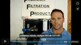 Vista previa de video destacado sobre el analizar de gasoleo frente a la norma de limpieza ISO 4406
